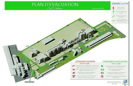 SCG Planche evacuation 3D